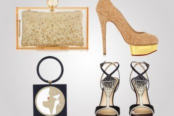 Veuve Clicquot Charlotte Olympia capsule collection 1