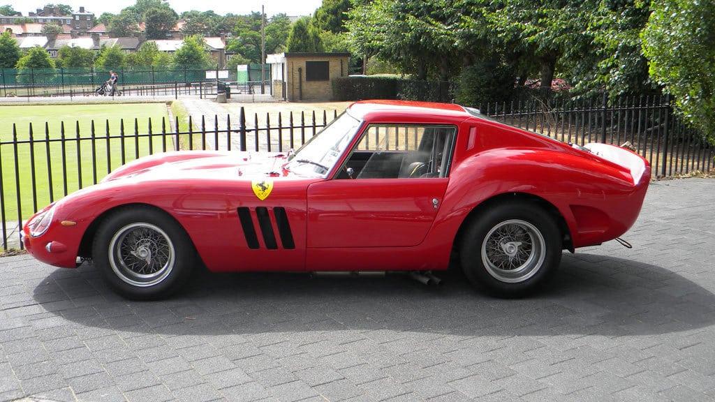 1963 Ferrari 250 Gto Sells For A Record 52 Million