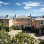 Les chenes residence in montecito california - Residence de luxe montecito santa barbara ...