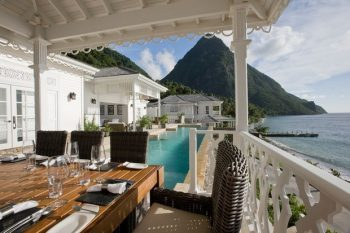 Sugar Beach Residences in St. Lucia 1