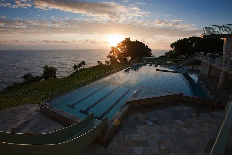 The Jaw Dropping Waterfalling Estate In Hawaii