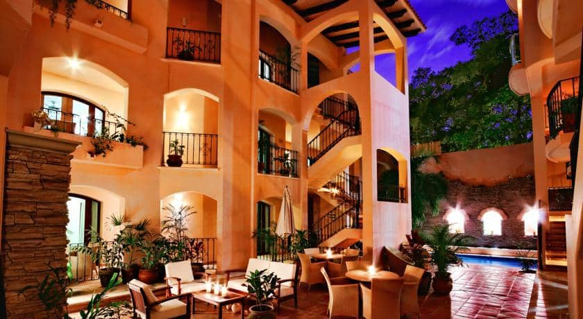 The lovely acanto boutique hotel in playa del carmen for Boutique hotel 01
