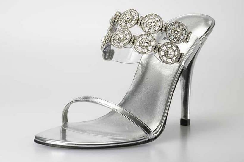 Stuart Weitzman's Diamond Dream Stilettos