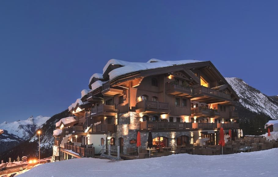 The Five-Star Hotel Manali, High Up in the French Alps