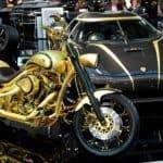 Lauge-Jensen-Gold-Plated-Bike 1