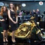 Lauge-Jensen-Gold-Plated-Bike 2