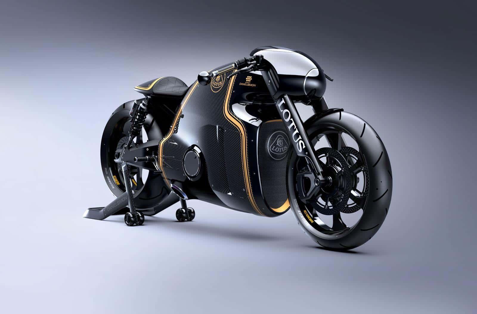 kodewa unveils their new lotus c 01 motorbike. Black Bedroom Furniture Sets. Home Design Ideas