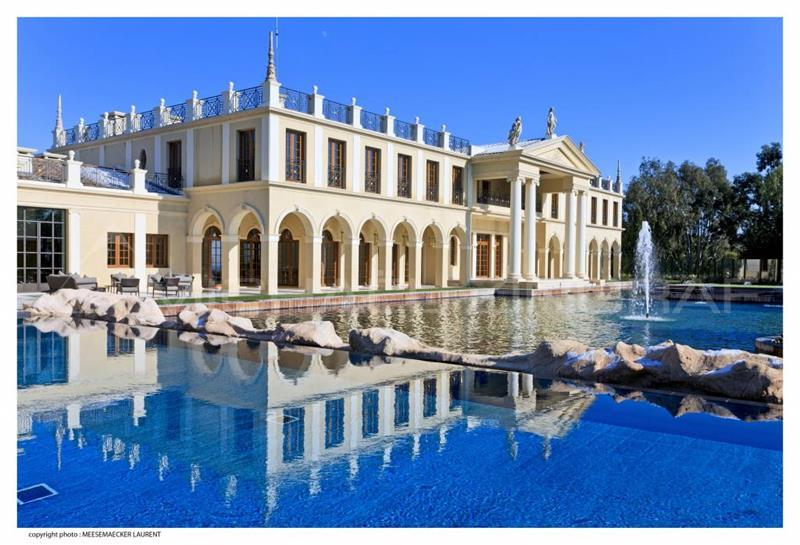 A Venetian Style Palace In Cannes On The French Riviera