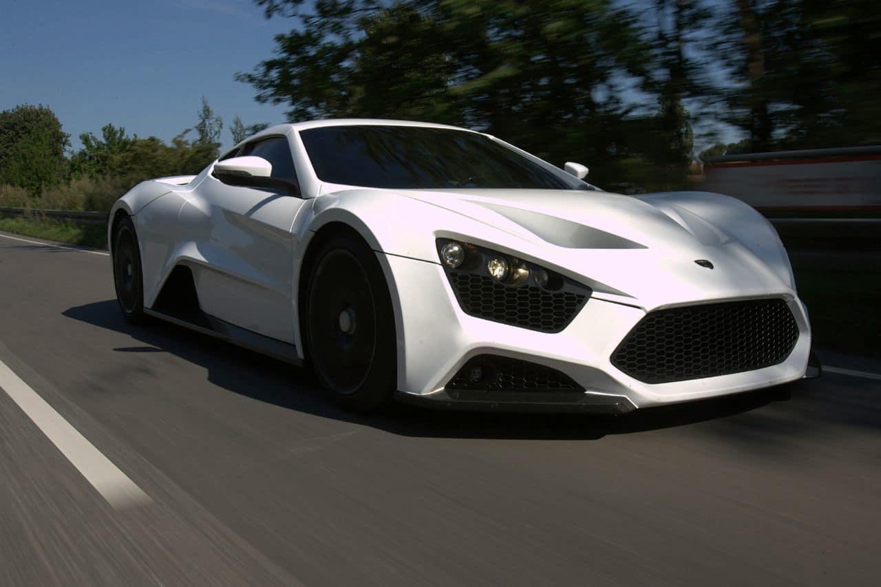 Carbon Fiber Wheels >> Zenvo ST1 to Be Showcased at Geneva Motor Show