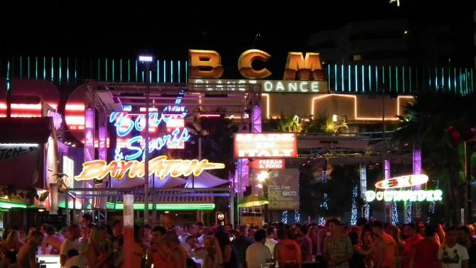 BCM Planet Dance Mallorca
