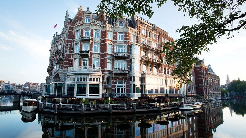 Old world charm with modern overtones at amsterdam s hotel for Charming hotels of the world