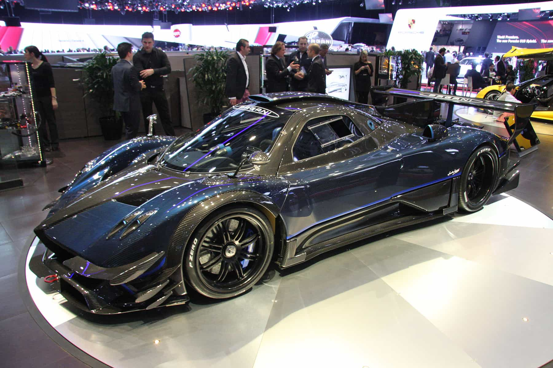 The Amazing Pagani Zonda Revolucion