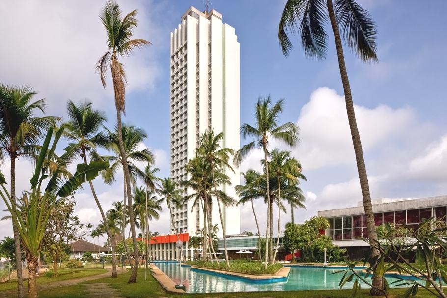 Sofitel Unveils New 5 Star Hotel Ivoire Abidjan Ivory Coast on Ivory Homes Floor Plans