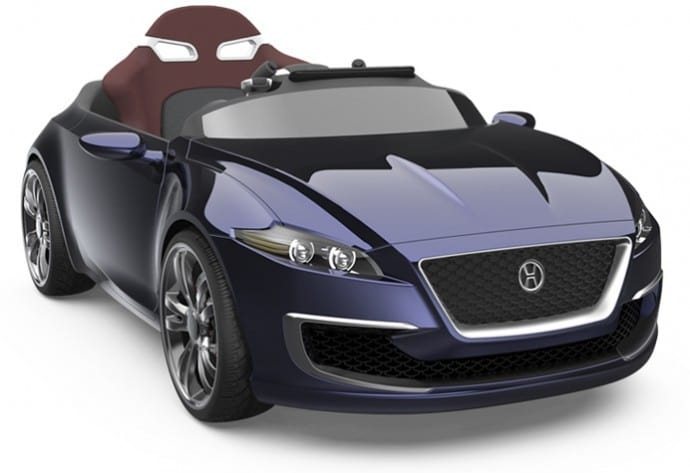 Electric Vehicles For Kids >> Luxury Electric Vehicles For Kids By Henes