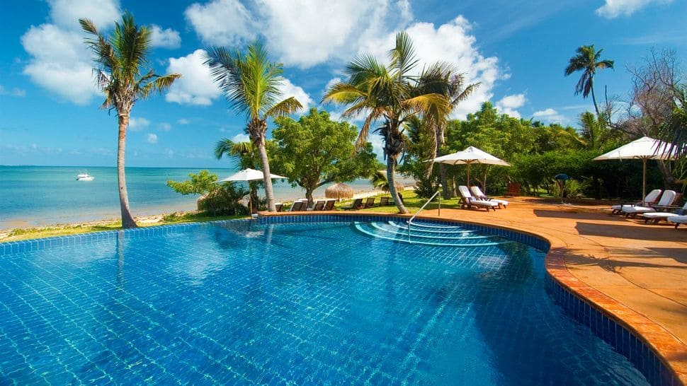 Anantara bazaruto island resort spa a luxurious for A little off the top salon