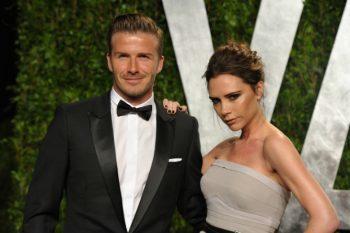 David Beckham – Victoria Beckham