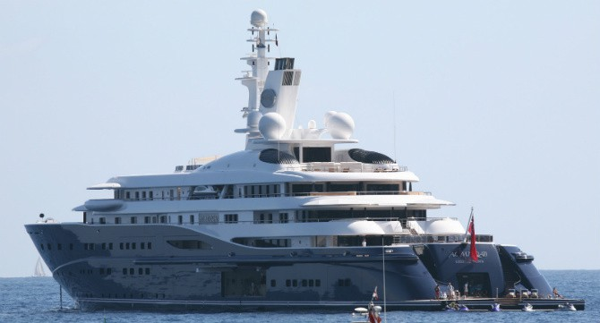 Top 10 Most Expensive Private Yachts in the World