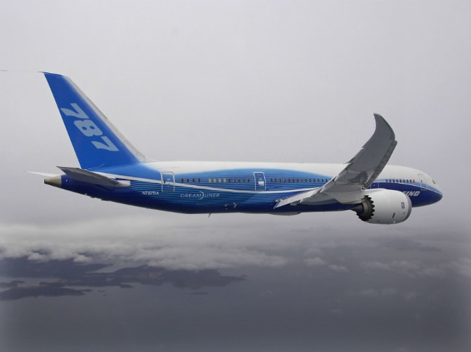 Boeing 787 Dreamliner