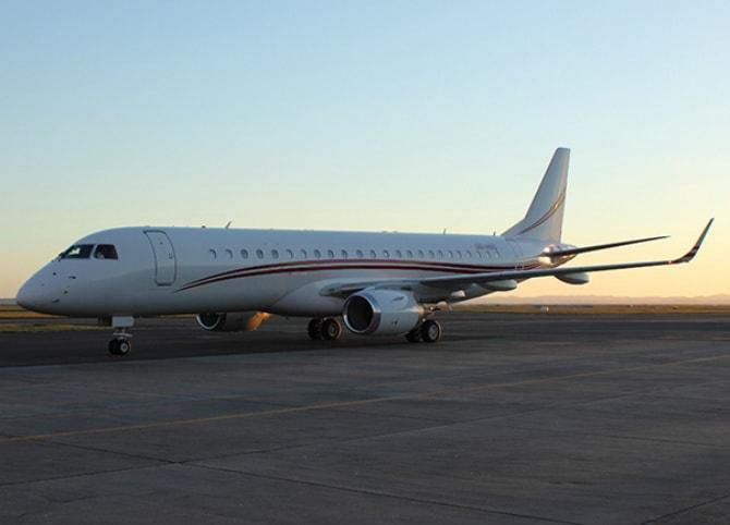 Embraer EMB 190 BJ