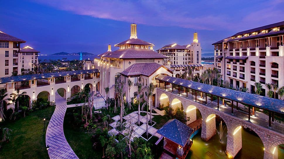 The kempinski hotel haitang bay sanya a jewel on the for Luxury hotel group