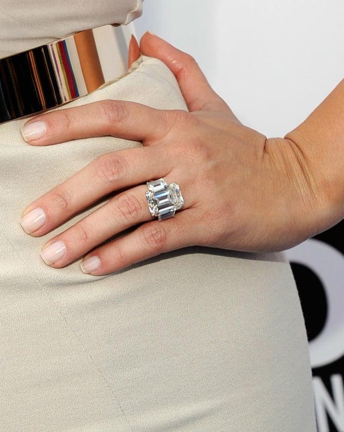 Behati Prinsloo Engagement Ring Price