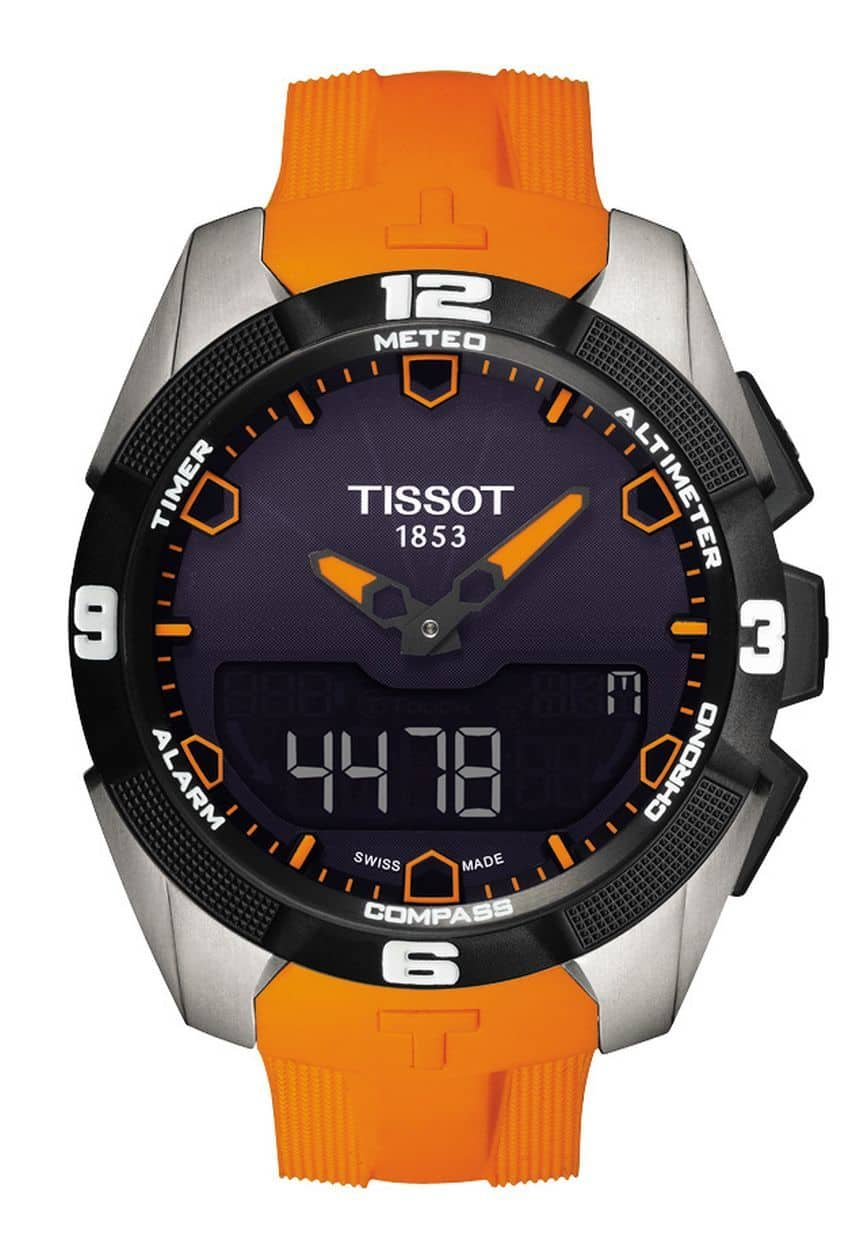 Тактильные часы Tissot T-Touch Expert Solar Tissot