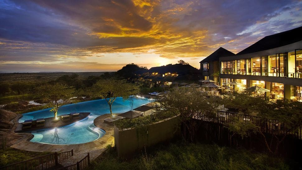 The Four Seasons Safari Lodge Serengeti