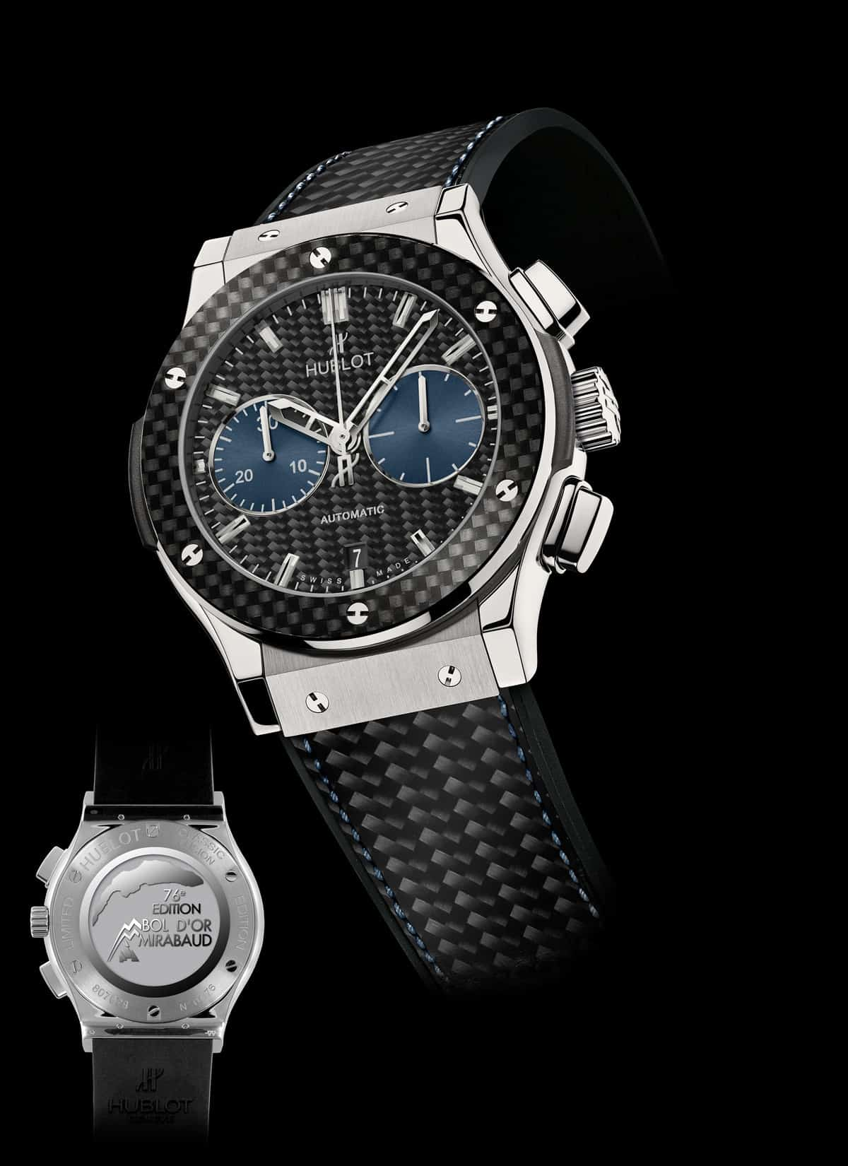Hublot Releases Limited Edition Classic Fusion Bol d'Or ...