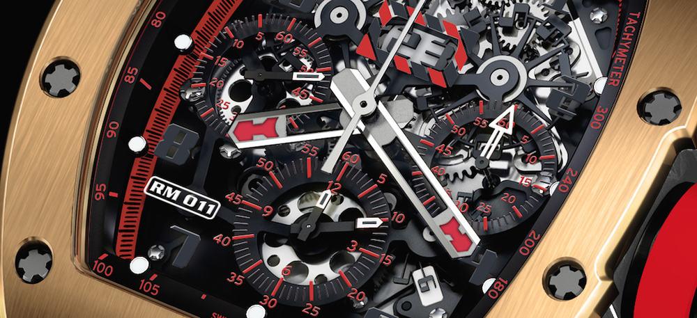RM011-Red-Demon-Chronograph 3