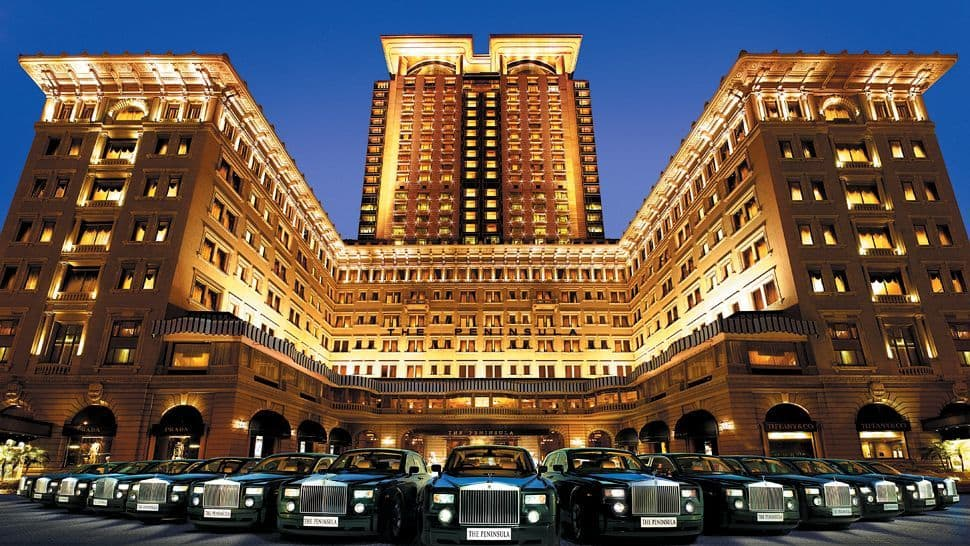 The Peninsula Hong Kong: The Grand Dame of the Far East