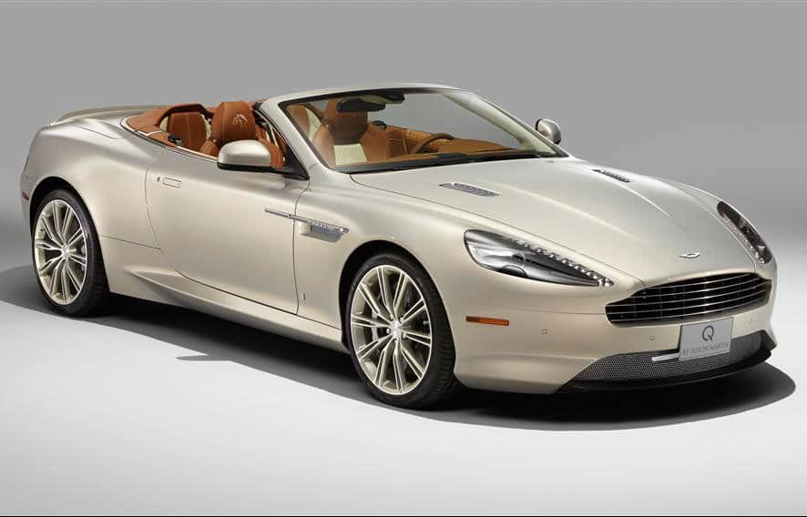 Recently The Division Has Launched A Series Of Equestrian Themed Accessories For Db9 Volante Convertible Aston Martin Been