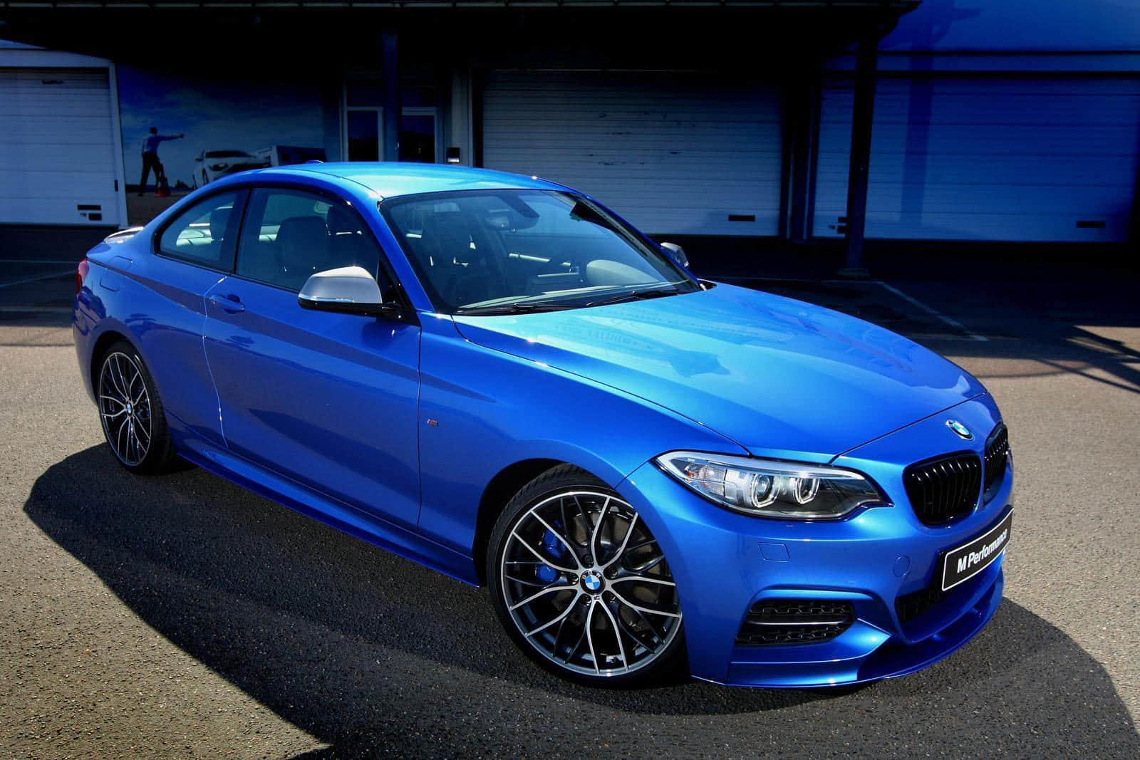 The Exclusive New BMW M235i Track Edition