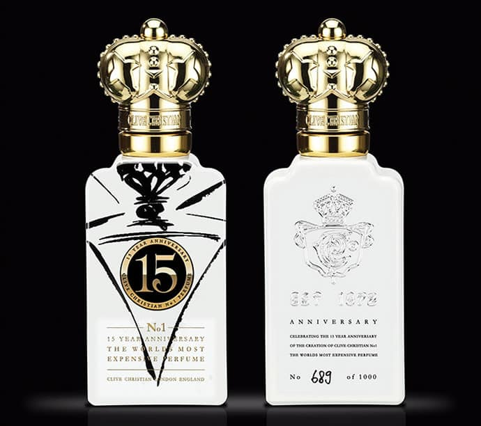 The Limited Edition Clive Christian No 1 Celebrates The