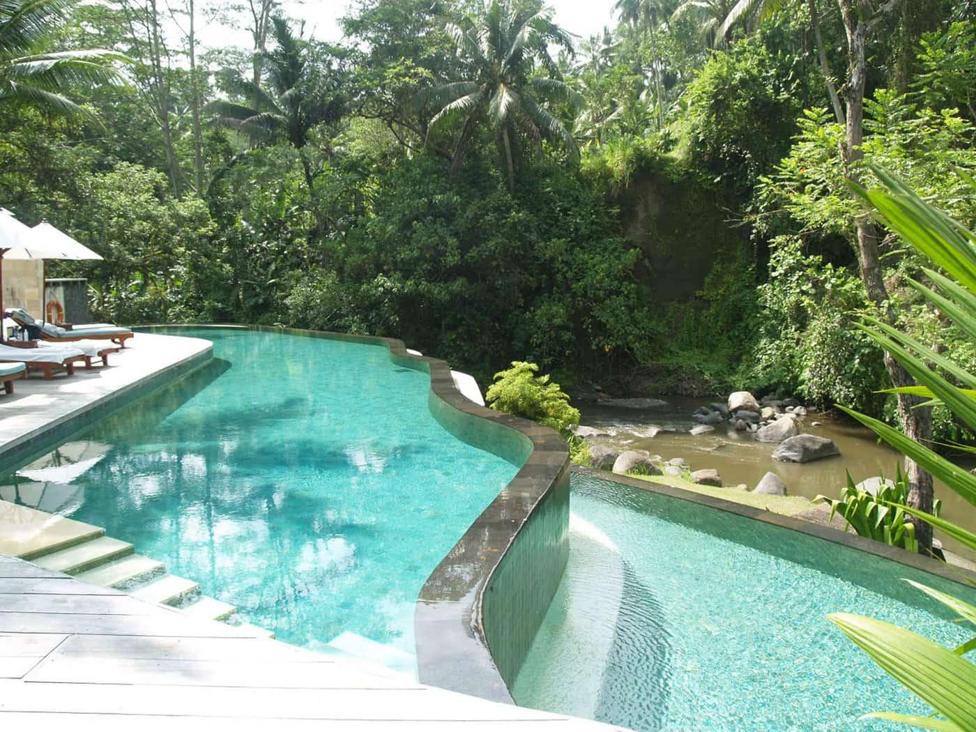 four seasons resort bali at sayan. Black Bedroom Furniture Sets. Home Design Ideas