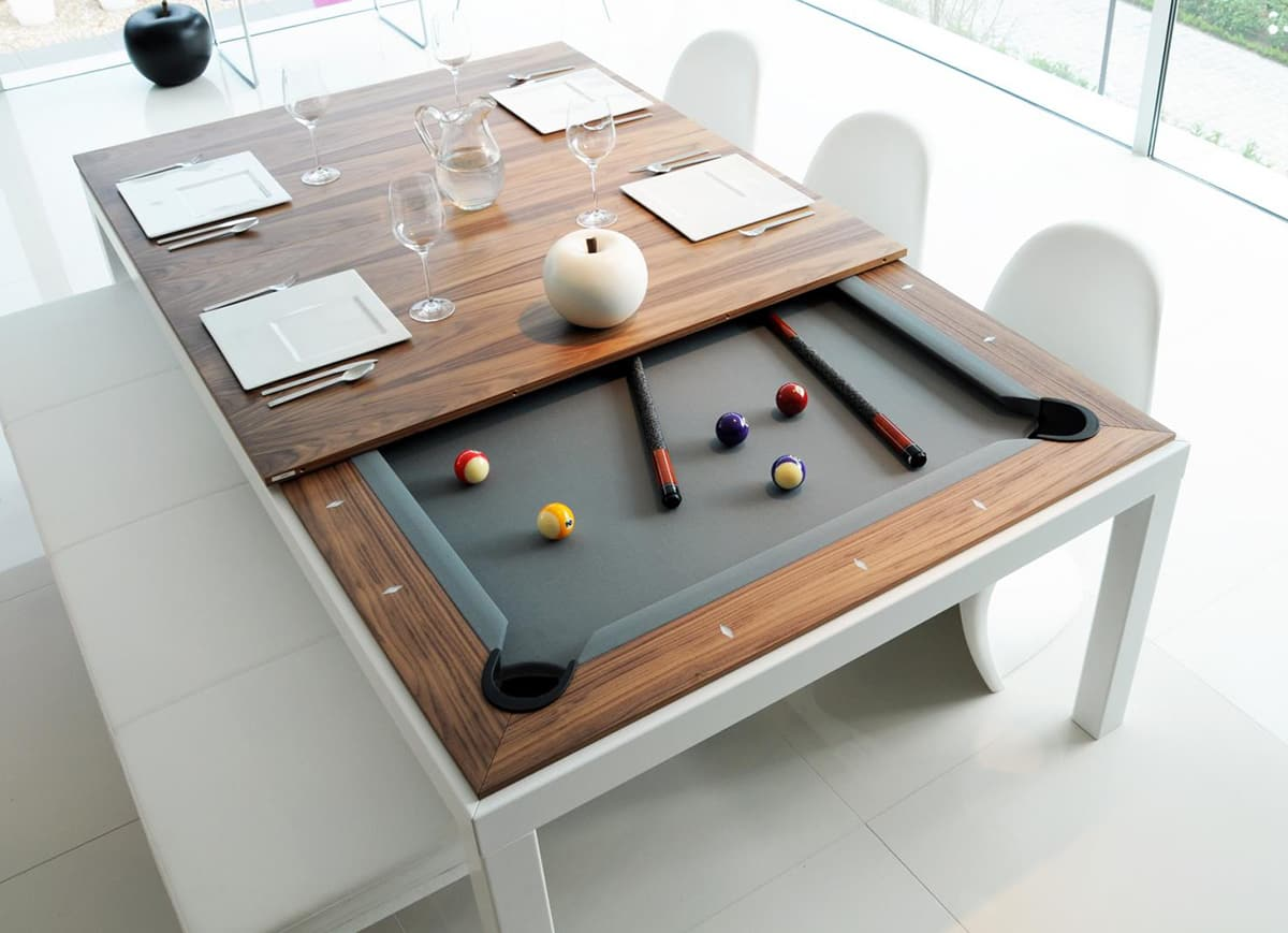 The Fusion Dining And Pool Table