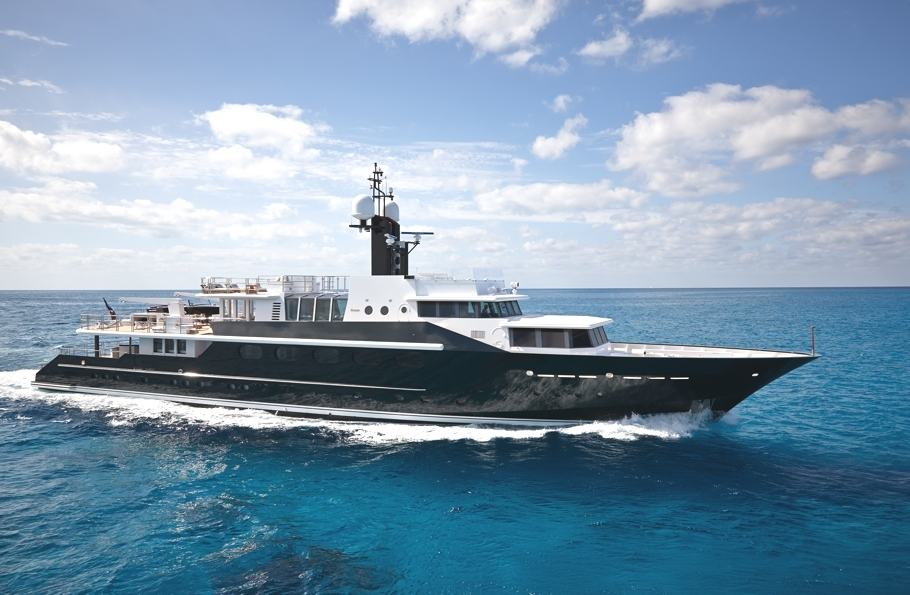malcolm forbes  iconic yacht the highlander now available