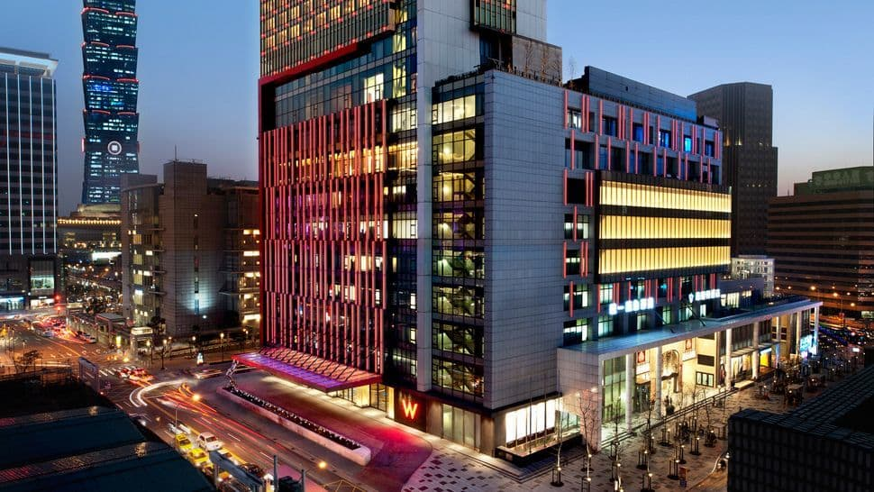 What Is Best Hotel Taipei