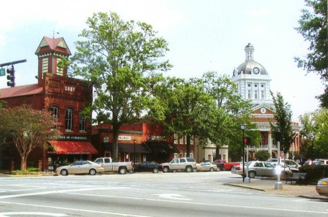 Madison GA