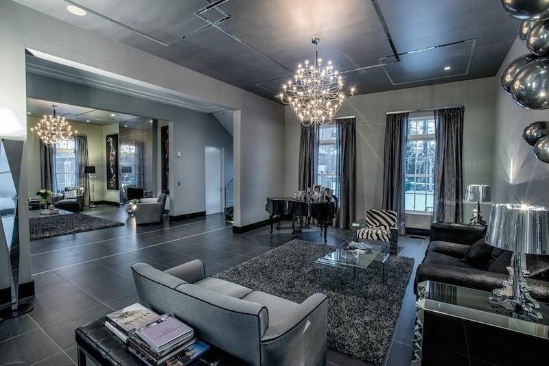 Gorgeous New Georgian Estate On The Market For 17 25 Million