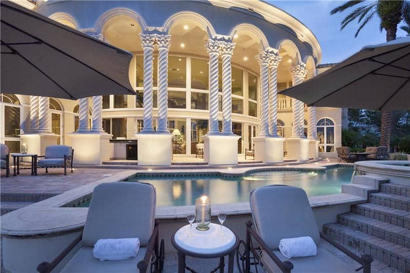 Sumptuous Walled And Gated Fort Lauderdale Estate