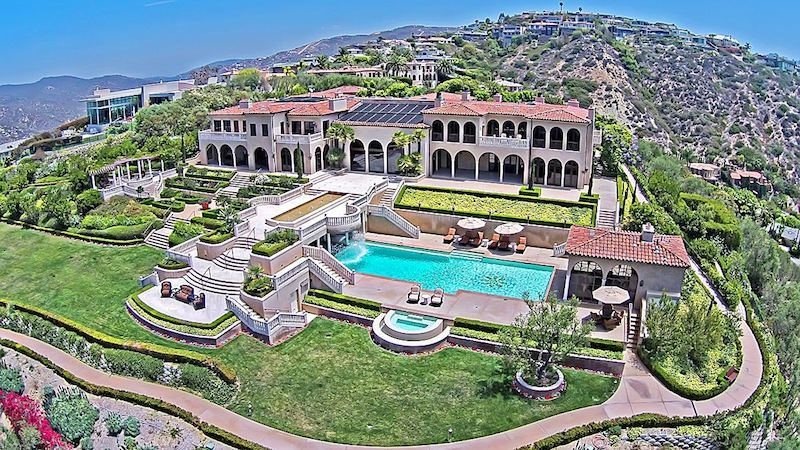 Villa Di Sogni A Dreamhouse In Laguna Beach California