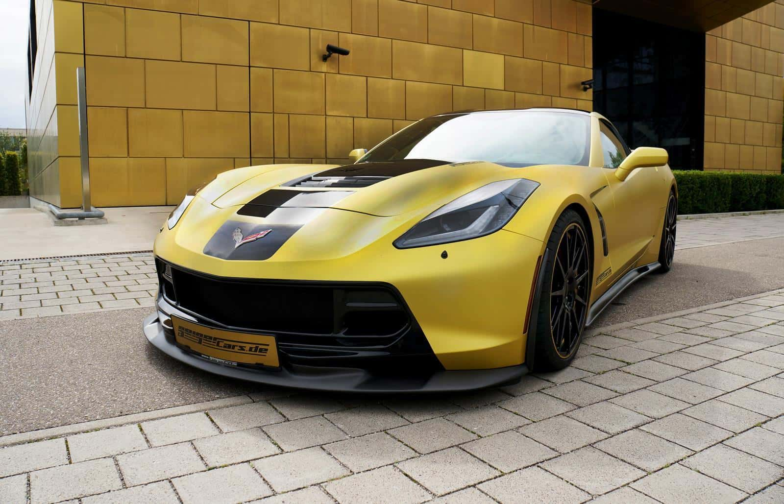 Chevrolet Corvette C7 Stingray Modification By Geigercars