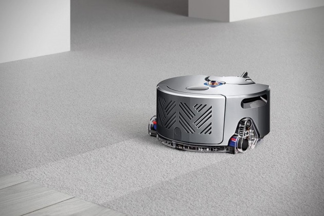 The Dyson 360 Eye An Awesome New Robotic Vacuum Cleaner