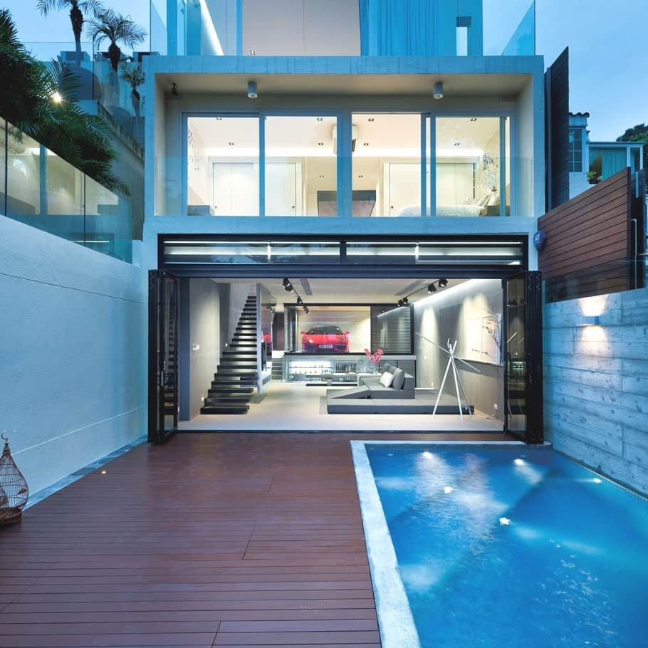 Beautiful Home In Sai Kung, Hong Kong By Millimeter Interior Design