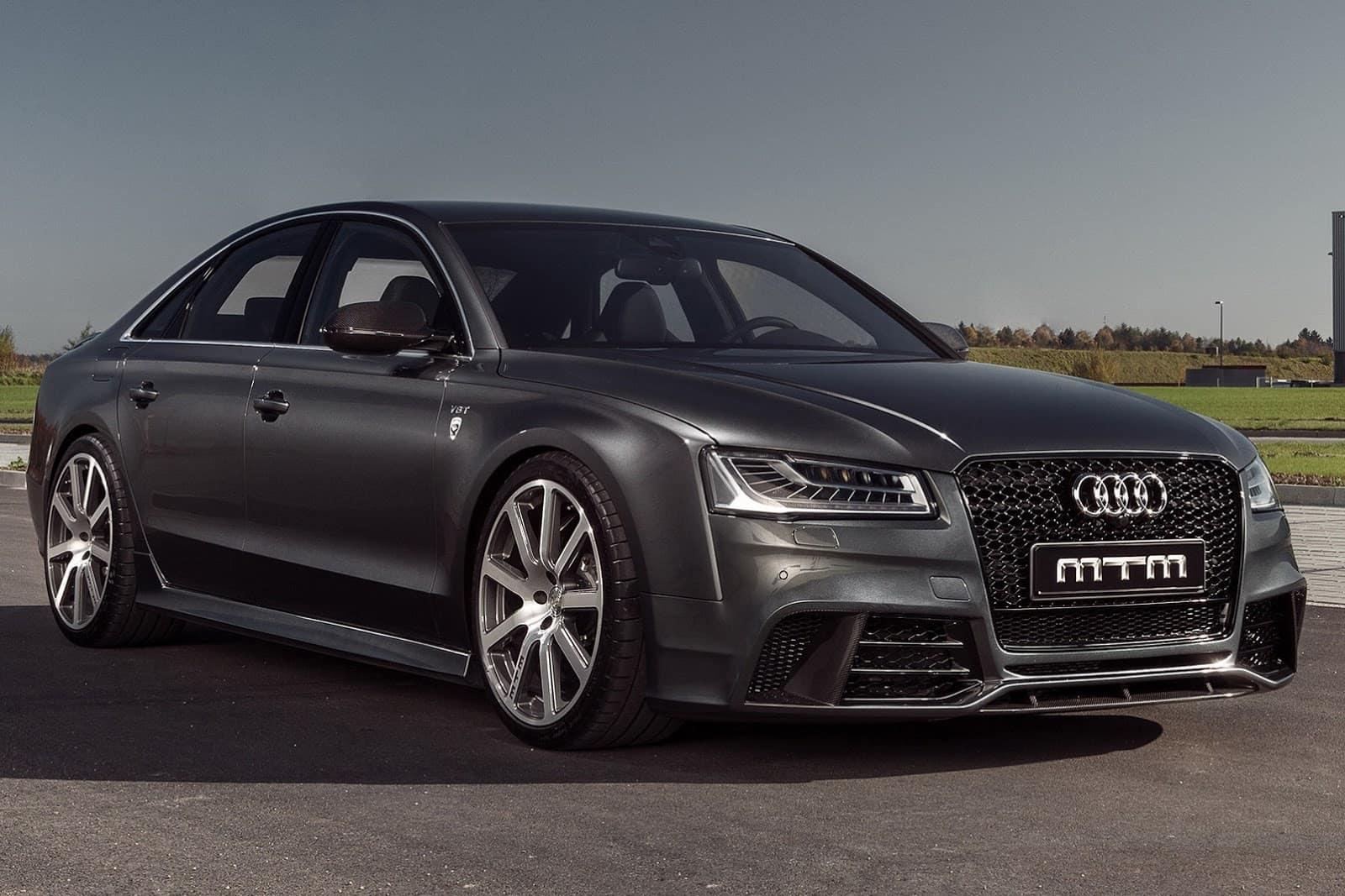 Audi S8 Talladega Modification By Mtm
