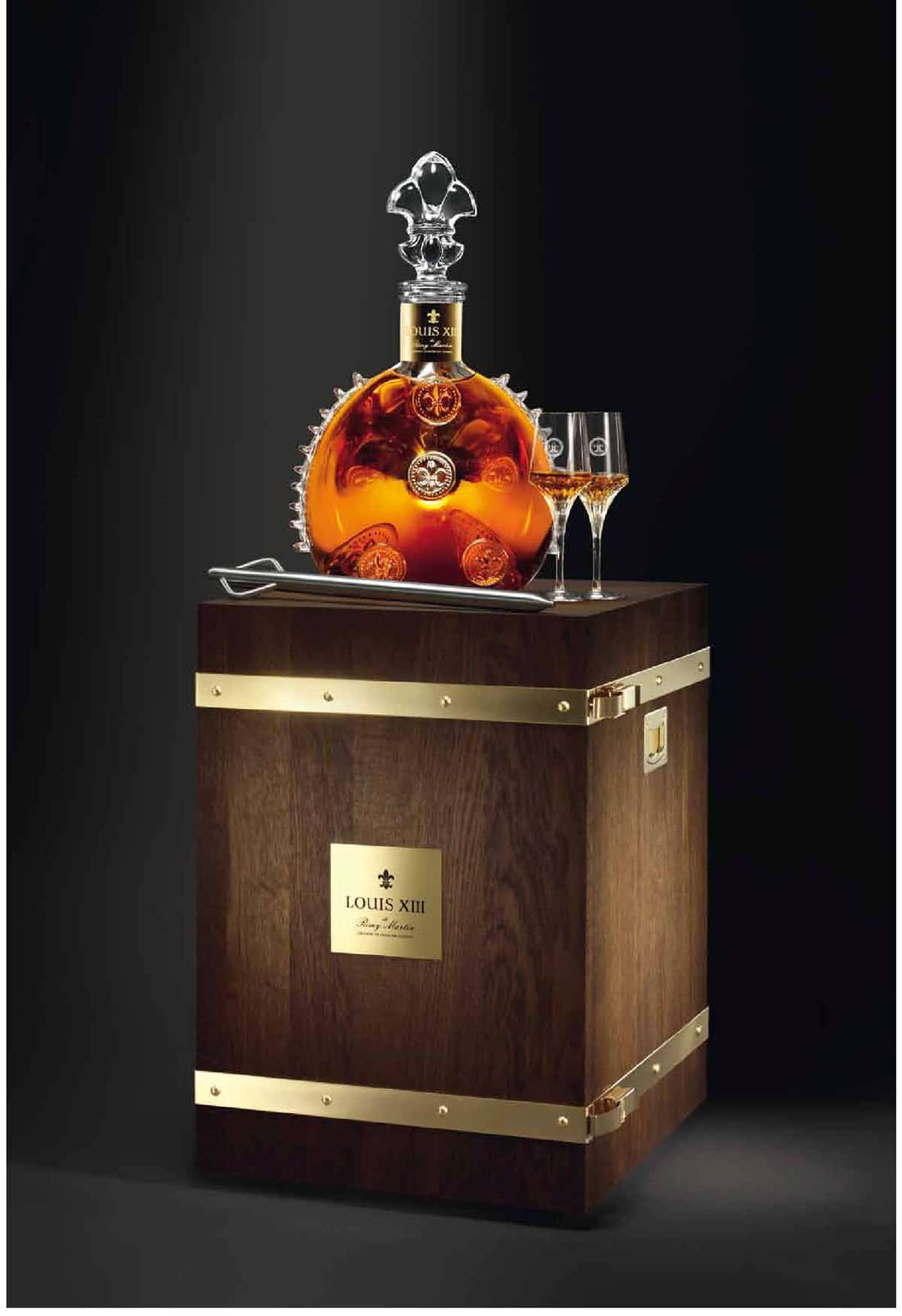 Highly-Exclusive Rémy Martin Louis XIII Le Jeroboam Cognac ...