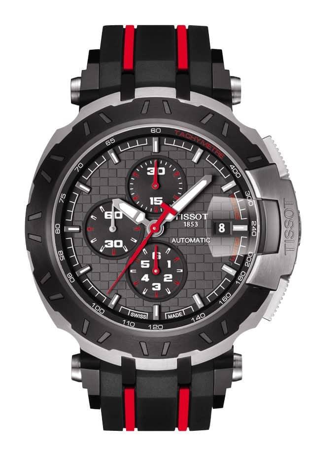 Limited Edition Tissot T-Race Moto GPTM Automatic Wristwatch