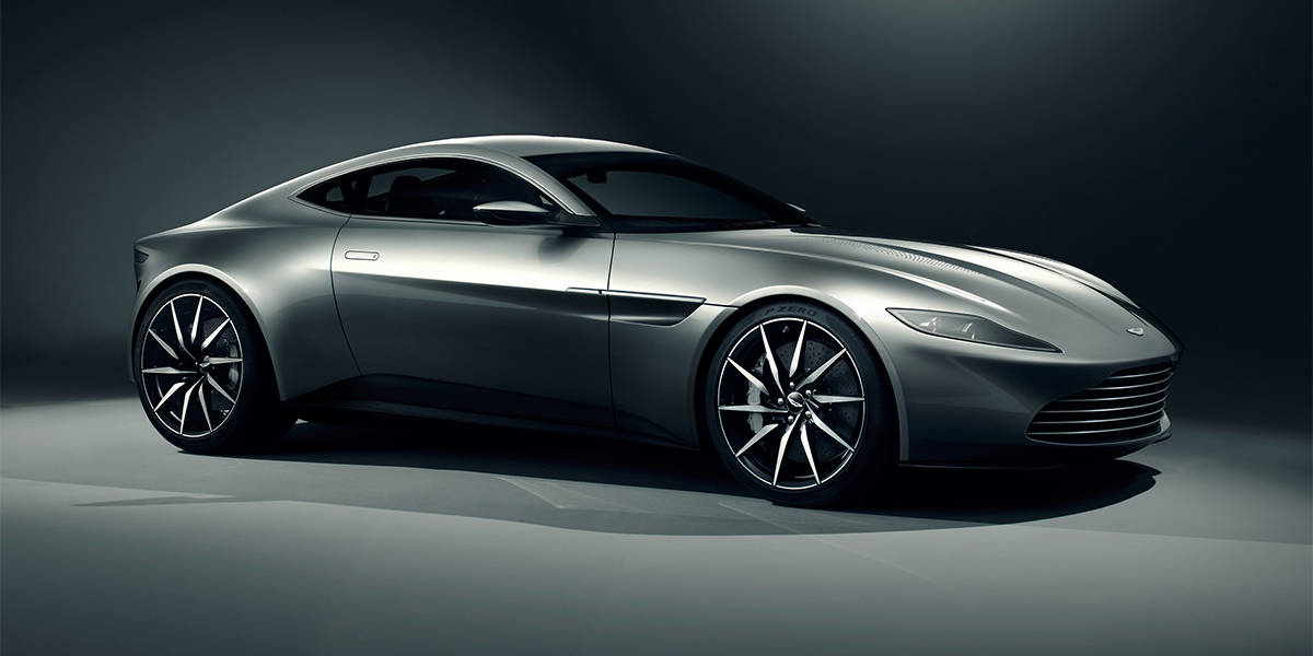Aston Martin Reveals The Db10 James Bond S Latest Ride