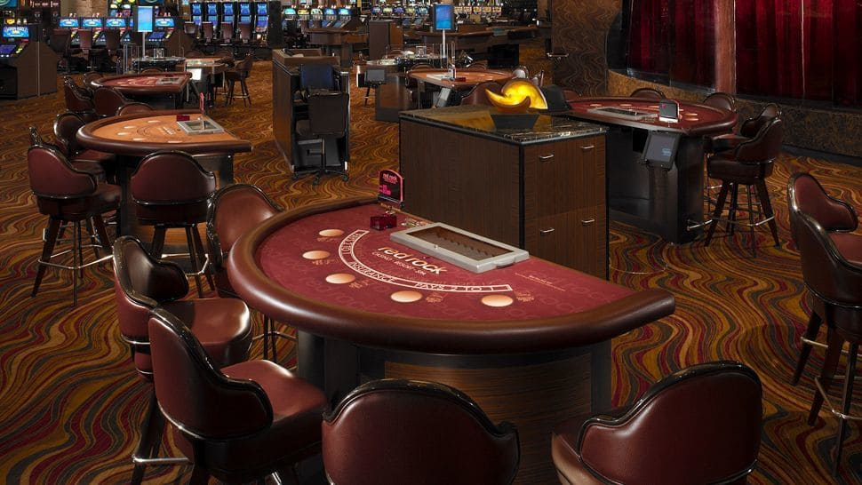 Poker room red rock casino