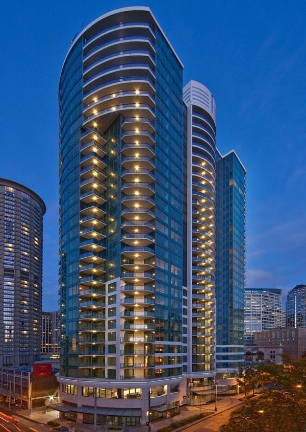 The Fifty Shades Of Grey Penthouse At Escala Seattle